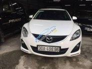 Cần bán lại xe Mazda 6 đời 2011, màu trắng, nhập khẩu nguyên chiếc giá 545 triệu tại Hà Nội