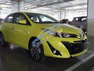 Cần bán xe Toyota Yaris 1.5G nhập khẩu sản xuất năm 2018, nhập khẩu giá 650 triệu tại Tp.HCM