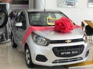 Bán xe Chevrolet Spark Van đời 2017, màu trắng giá 259 triệu tại Hà Nội
