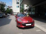 Cần bán xe Mazda 3 sản xuất 2014, màu đỏ  giá 500 triệu tại Hà Nội
