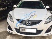 Bán ô tô Mazda 6 2.0 AT sản xuất 2011, màu trắng  giá 545 triệu tại Hà Nội