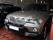 Bán xe BMW X5 màu vàng cát, nhập khẩu, sx năm 2007 giá 690 triệu tại Hà Nội