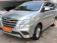 Bán ô tô Toyota Innova sản xuất 2014, màu bạc, giá 578tr giá 578 triệu tại Hà Nội