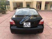 Cần bán lại xe Toyota Vios đời 2010, màu đen, 252 triệu giá 252 triệu tại Hà Nội