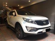 Cần bán Kia Sportage đời 2015 nhập khẩu màu trắng, số tự động FWD 2.0 AT, giá 740tr giá 740 triệu tại Tp.HCM