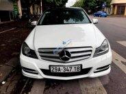 Tôi cần bán chiếc Mercedes C250 màu trắng, nội thất màu đen, sản xuất năm 2011 form Facelift giá 685 triệu tại Hà Nội