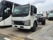 Bán xe tải Fuso Canter 4.7 đời 2017, tải 1,8 tấn, phù hợp di chuyển nội thành giá 559 triệu tại Tp.HCM