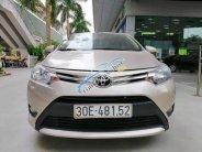 Toyota Hà Đông bán Vios E CVT đã qua sử dụng sản xuất 2017, còn bảo hiểm thân vỏ đến 2019 giá 545 triệu tại Hà Nội