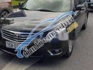 Bán Toyota Camry 2.4G đời 2011, màu đen giá 680 triệu tại Hải Phòng