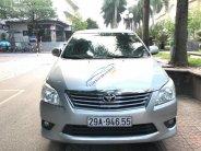 Bán Innova G 2.0MT, xe cực chất, sản xuất 2013, tên tư nhân chính chủ, biển HN, màu bạc giá 540 triệu tại Hà Nội