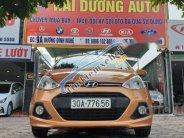 Cần bán lại xe Hyundai Grand i10 sản xuất 2015, giá chỉ 395 triệu giá 395 triệu tại Hà Nội