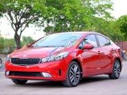 Bán ô tô Kia Cerato 1.6 AT năm 2018, màu đỏ giá 589 triệu tại Quảng Ninh