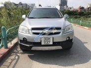 Bán Chevrolet Captiva sản xuất năm 2007, màu bạc, 289 triệu giá 289 triệu tại Hà Nội