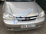 Bán xe Daewoo Lacetti sản xuất 2008, màu bạc chính chủ giá 180 triệu tại Hà Nội