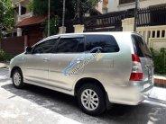 Cần bán lại xe Toyota Innova năm sản xuất 2013, màu bạc, giá tốt giá 485 triệu tại Hà Nội