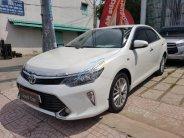 Bán Toyota Camry 2.5Q năm 2018, màu trắng số tự động giá 1 tỷ 320 tr tại Tp.HCM