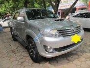 Bán Toyota Fortuner 2.5G sản xuất năm 2016, màu bạc số sàn giá 925 triệu tại Hà Nội