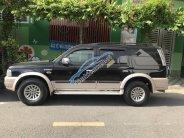 Cần bán xe Ford Everest đời 2005, màu đen giá cạnh tranh giá 295 triệu tại Tp.HCM