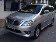 Bán xe Toyota Innova sản xuất năm 2013, màu bạc, giá 500tr giá 500 triệu tại Hà Nội