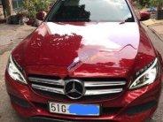 Bán Mercedes C200 màu đỏ, Đk lần đầu 12/2016 giá 1 tỷ 300 tr tại Tp.HCM