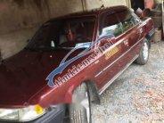 Cần bán gấp Toyota Camry sản xuất năm 1988, màu đỏ, 130tr giá 130 triệu tại Đồng Nai