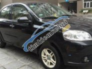 Cần bán lại xe Chevrolet Aveo đời 2011, màu đen, giá 260 triệu giá 260 triệu tại Thanh Hóa