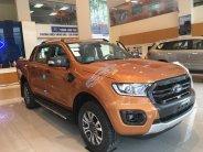 Ford Ranger 2.0 Bi-Turbo mới 2018 màu cam nhập khẩu Thái Lan, giao xe sớm nhất Hà Nội, nhiều ưu đãi hấp dẫn giá 918 triệu tại Hà Nội