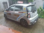 Bán xe Kia Morning sản xuất 2011, màu bạc, giá 174tr giá 174 triệu tại Hà Nội