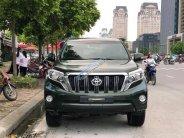 Cần bán xe Toyota Prado đời 2016 màu xanh bộ đội rất hiếm giá 2 tỷ 160 tr tại Hà Nội