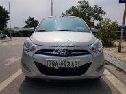 Bán Hyundai i10 1.2MT đời 2012, màu bạc, xe nhập   giá 235 triệu tại Hà Nội