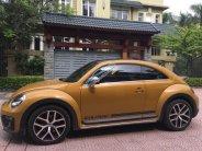 Bán Volkswagen Beetle sản xuất 2018, nhập khẩu nguyên chiếc, xe lướt còn mới 99% giá 1 tỷ 450 tr tại Hà Nội