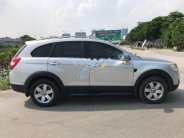 Bán Chevrolet Captiva LT 2.4 MT 2007, màu bạc số sàn giá 289 triệu tại Hà Nội