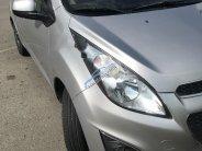 Cần bán gấp Chevrolet Spark LT 1.0 MT đời 2014, màu bạc   giá 240 triệu tại Đồng Nai