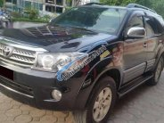 Bán xe Toyota Fortuner đời 2010, số sàn, máy dầu, màu đen bóng loáng giá 617 triệu tại Tp.HCM