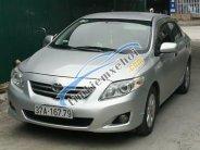 Bán Corolla Altis nhập Nhật Bản, màu bạc, đời cuối 2009 giá 445 triệu tại Nghệ An