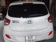Bán Hyundai Grand i10 năm 2016, màu trắng, nhập khẩu  giá 337 triệu tại Tp.HCM
