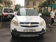 Cần bán lại xe Chevrolet Captiva LTZ 2.4 AT năm 2007, màu trắng   giá 250 triệu tại Tp.HCM