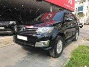 Bán Toyota Fortuner 2.7V 4x2 AT năm sản xuất 2014, màu đen  giá 775 triệu tại Hà Nội