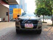 Cần bán gấp Ford Ranger XL 2.2L 4x4 MT đời 2017, màu vàng, nhập khẩu như mới giá 595 triệu tại Hà Nội