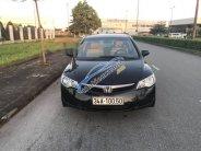 Bán Honda Civic 2008, màu đen như mới, giá 285tr giá 285 triệu tại Hải Phòng