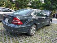 Bán Mercedes C200 đời 2001, màu đen, số tự động giá 158tr giá 158 triệu tại Tp.HCM