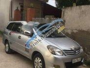 Bán xe Toyota Innova MT đời 2009, màu bạc, giá tốt  giá 420 triệu tại Hà Nội