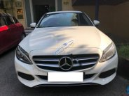 Bán ô tô cũ Mercedes C200 năm 2016, màu trắng giá 1 tỷ 239 tr tại Hà Nội