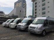 Bán ô tô Ford Transit 2.4 SVP năm sản xuất 2018, màu bạc, giá cạnh tranh nhất vịnh bắc bộ. LH 0974286009 giá 785 triệu tại Hà Nội