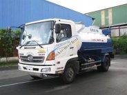 Bán xe chở xăng dầu Hino 9 khối giá 770 triệu tại Hà Nội