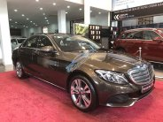 Bán xe Mercedes C250 cũ đăng ký 2018 màu nâu, chạy 12135 km còn rất mới giá rẻ giá 1 tỷ 619 tr tại Hà Nội