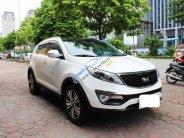 Bán xE Kia Sportage model 2016 màu trắng giá 775 triệu tại Tp.HCM