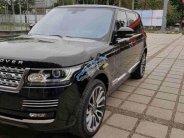 Cần bán lại xe LandRover Range Rover Autobiography LWB 2015, màu đen  giá 7 tỷ 350 tr tại Hà Nội
