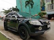 Bán xe Chevrolet Captiva (LT) sản xuất 2008 MT, màu đen, gia đình sử dụng mới 98% giá 288 triệu tại Tp.HCM