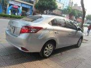 Bán Toyota Vios 1.5E năm 2015, màu bạc số sàn giá 455 triệu tại Hà Nội